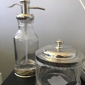 Brand new soap pump set